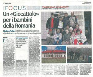 Articolo Gazzetta di Parma 31-1-2014