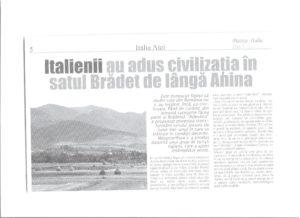Articolo Piazza Italia