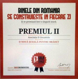 Premio Bucarest
